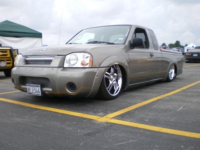pugzs 2003 Nissan Frontier photo