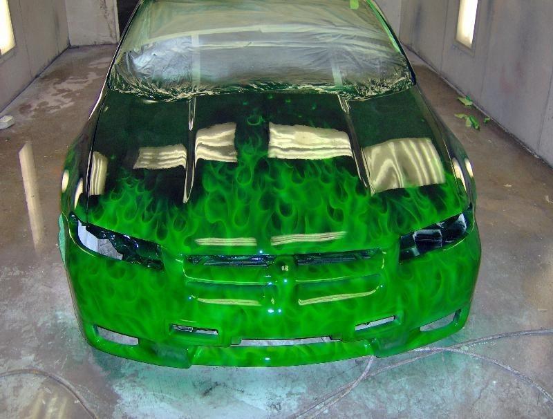 rusts 1999 Dodge Stratus photo