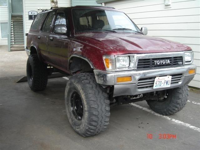 gtpunk18s 1990 Toyota 4Runner photo