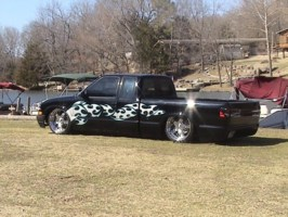 jblacks 1995 Chevy S-10 photo thumbnail