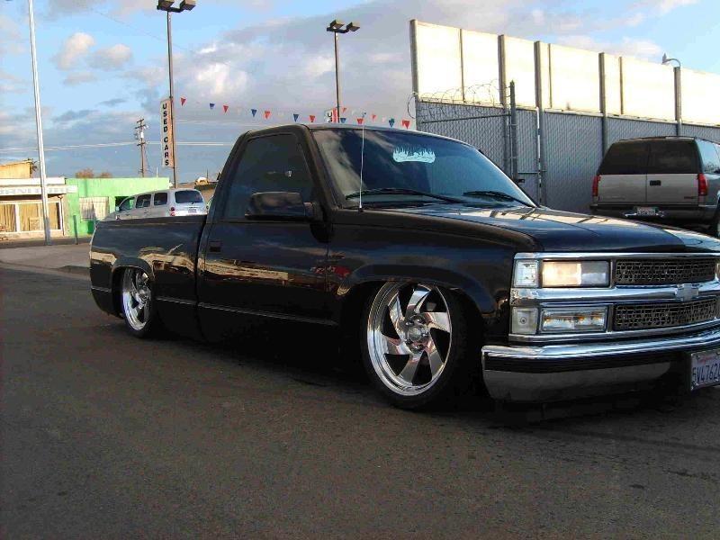 TotalEclipse95s 1998 Chevrolet Silverado photo