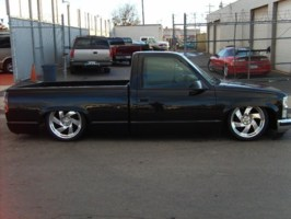 TotalEclipse95s 1998 Chevrolet Silverado photo thumbnail