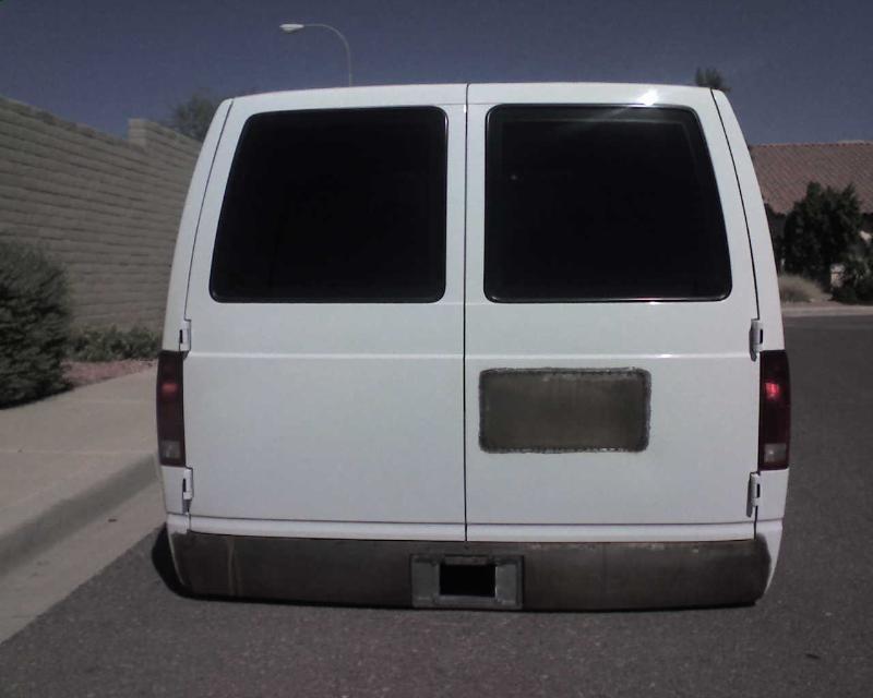 sprsprts 2000 Chevy Astro Van photo