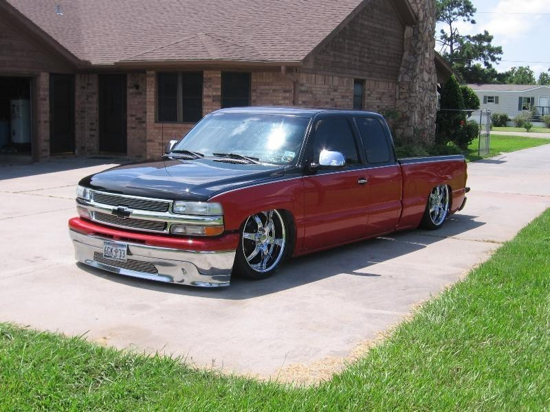puresimplicitys 2001 Chevrolet Silverado photo