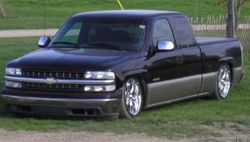 deathrows 2000 Chevrolet Silverado photo thumbnail