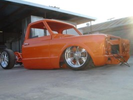 1lowduallys 1968 Chevy C-10 photo thumbnail