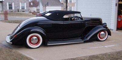 toad32s 1936 Ford Roadster photo thumbnail
