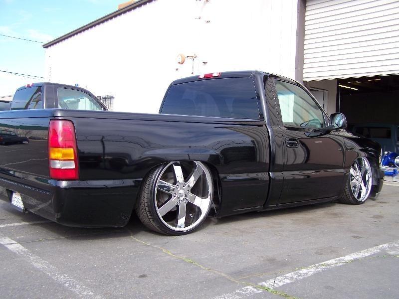 BADHABITMANs 2001 Chevrolet Silverado photo