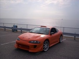 Phoenix101s 1997 Mitsubishi Eclipse photo thumbnail