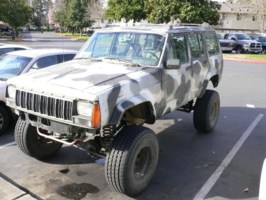 302couriers 1990 Jeep Cherokee photo thumbnail