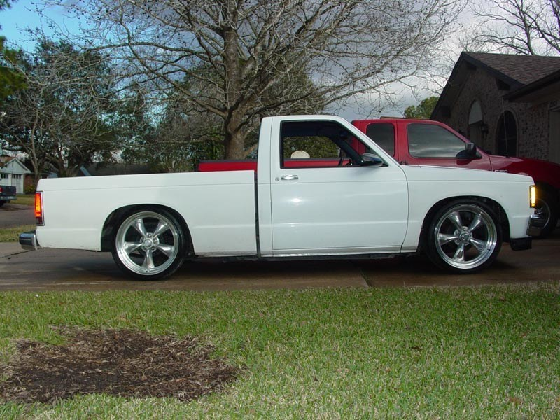 wicked mayhems 1991 Chevy S-10 photo