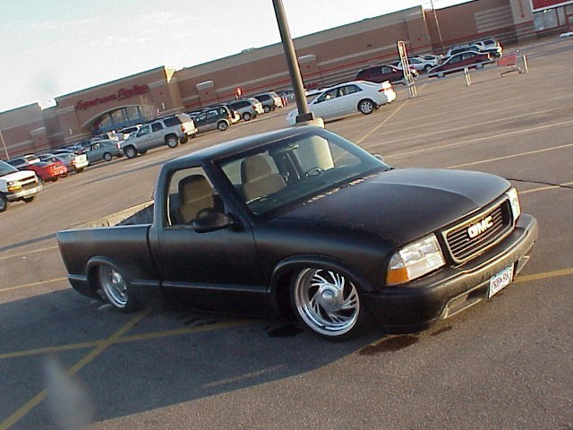 hybrid showoffs 1998 Chevy S-10 photo