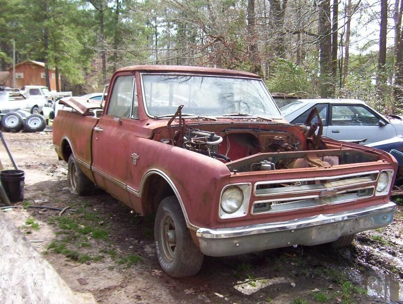 myplayprettys 1967 Chevy C-10 photo