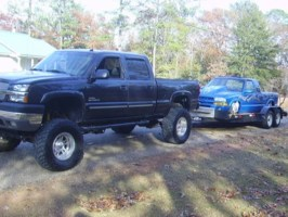 sneakydimes 2003 Chevrolet Silverado photo thumbnail