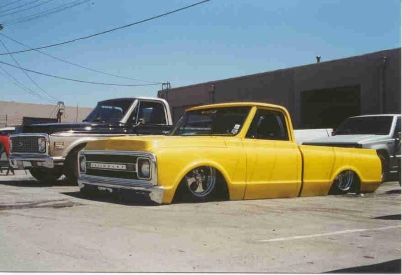 kryptikkreationzs 1972 Chevy C-10 photo