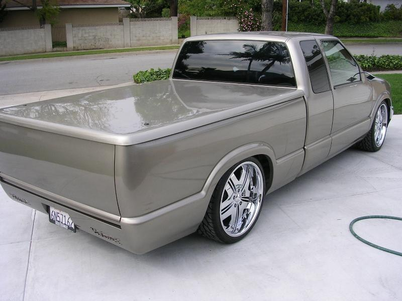 kevinbmxers 1999 Chevy S-10 photo