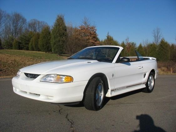 JVFLs 1998 Ford Mustang photo