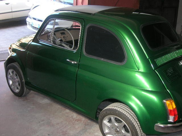scrapingsonomas 1967 Fiat 500L photo
