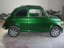 scrapingsonomas 1967 Fiat 500L photo thumbnail