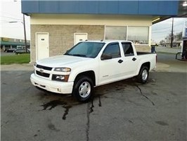 N sanes 2004 Chevy Colorado photo thumbnail