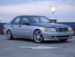 mazdalowandslows 2000 Mercedes Benz C230 photo thumbnail