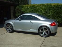 phillybluntss 2001 Audi TT photo thumbnail