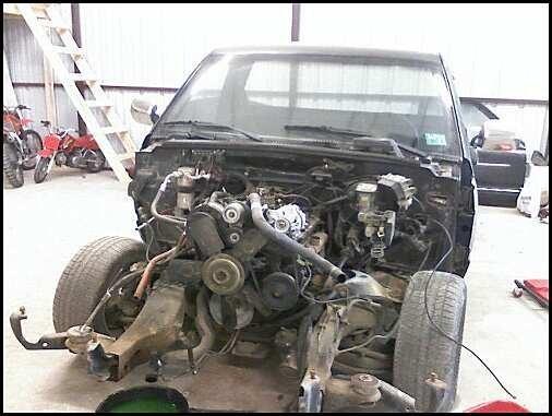lowc10s 1988 Chevy C/K 1500 photo