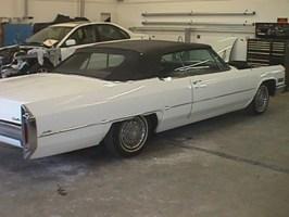 jhozs 1966 Cadillac De Ville photo thumbnail