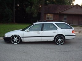drgnaccordwgns 1992 Honda Accord Wagon photo thumbnail