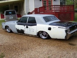 bigtexass 1969 Lincoln continental photo thumbnail