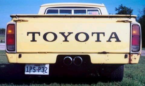ncdookies 1978 Toyota 2wd Pickup photo