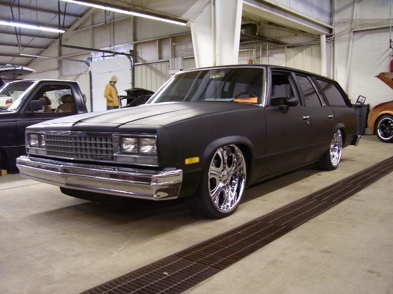 esdyms 1983 Chevy Malibu Wagon