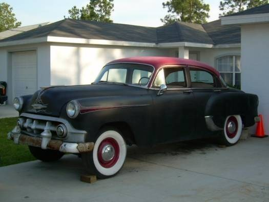 fatloads 1953 Chevy Belair photo