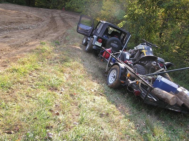 layedouton22zs 1997 Jeep Wrangler photo