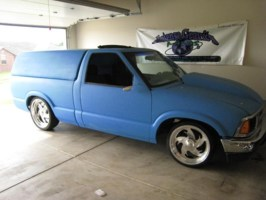 jstdropits 1994 Chevy S-10 photo thumbnail