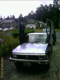 lostsoullvs 1990 Toyota 2wd Pickup photo thumbnail