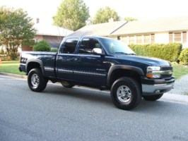 dragmatics 2001 Chevy HD 2500 4x4 photo thumbnail