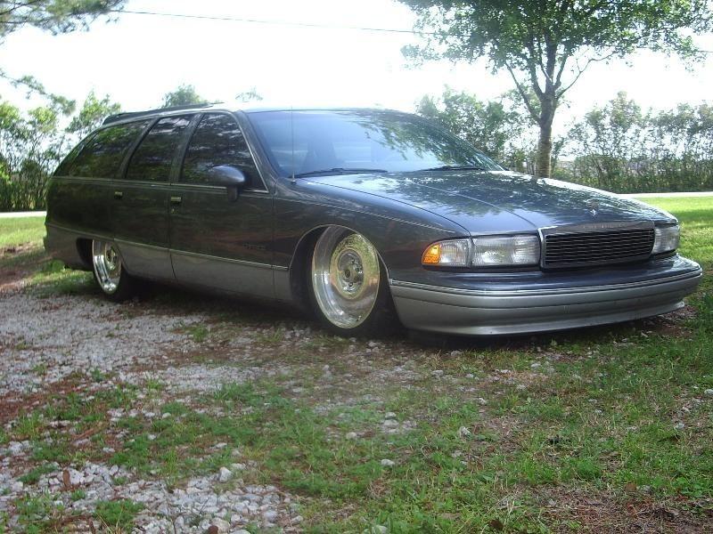 baggeddogss 1992 Chevrolet Caprice Wagon photo