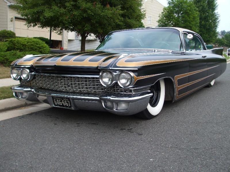 Petittbilts 1960 Cadillac Coupe De Ville photo