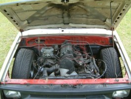 bdroppeddaks 1991 Mazda B2200 photo thumbnail