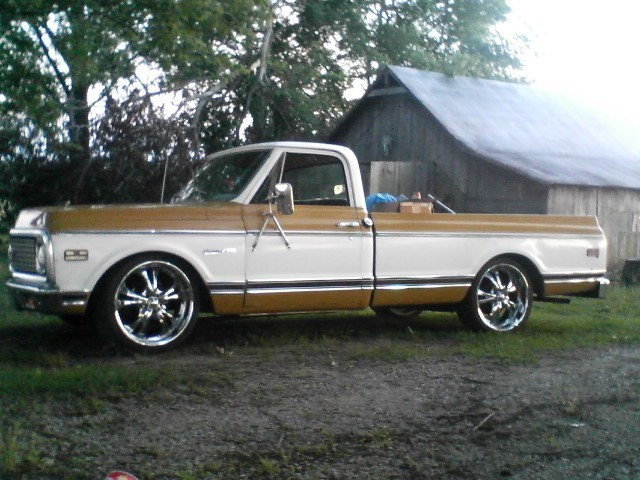 stockfloor93s 1971 Chevy C-10 photo