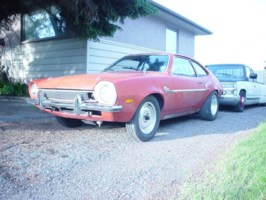 Canadas lowests 1971 Ford Pinto photo thumbnail