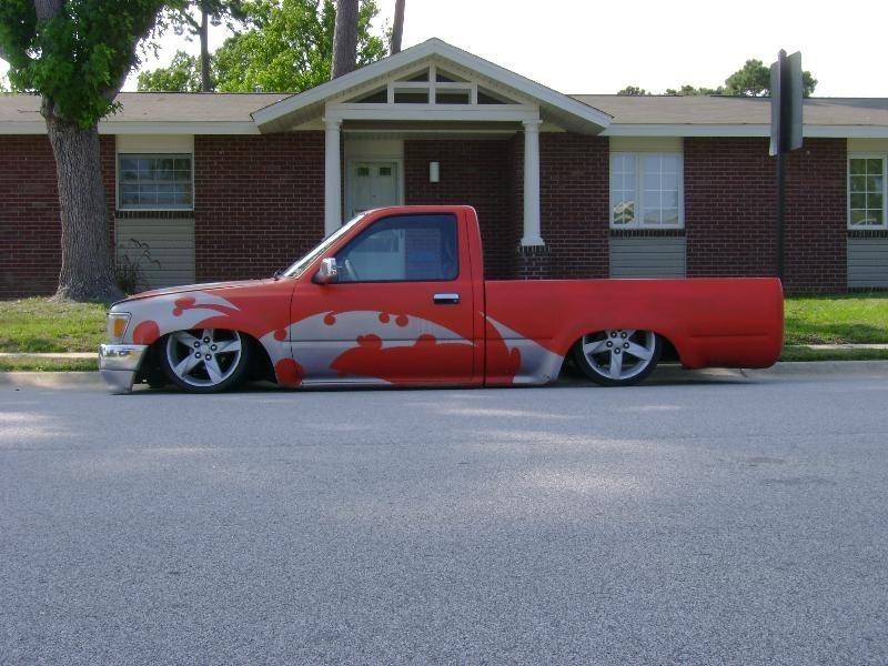87laidlows 1990 Toyota 2wd Pickup photo