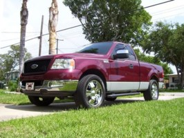 DontWatchMeWatchTVs 2004 Ford F150-Supercab photo thumbnail