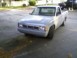 93 TOYSSANs 1993 Nissan Hard Body photo thumbnail