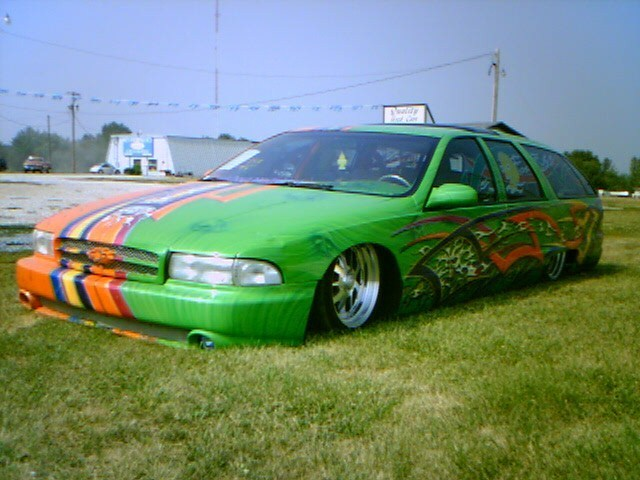 tss 1994 Buick Roadmaster Estate Wagon photo