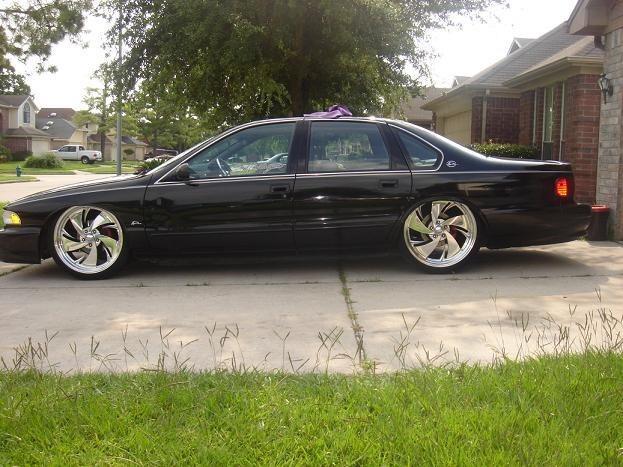 SSon22s 1996 Chevy Impala photo