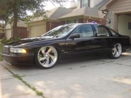 SSon22s 1996 Chevy Impala photo thumbnail