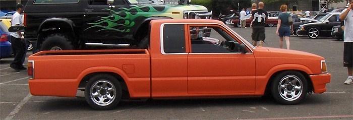 SecondChanceCustomss 1987 Mazda B2200 photo