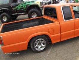 SecondChanceCustomss 1987 Mazda B2200 photo thumbnail